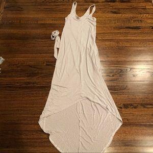 Liz Lange hi-lo Maternity dress - XS